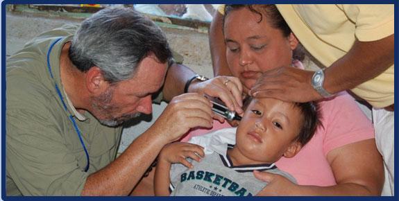 Michael Mallahan in Guatemala