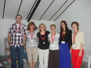 Audiology Group- Jonathan, Dr. Kennalley, Amber, Pam, Ashley, Lindsey