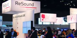 "According to Audiology WorldNews, ""The biggest buzz at AudiologyNOW! was created by ReSound."""