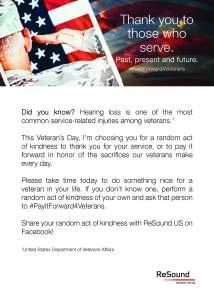 Veterans DayPrintout